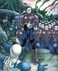 Collective Man (Marvel Comics)