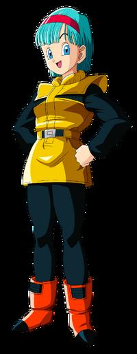 Dragon Ball Namek Saga Bulma (Render)
