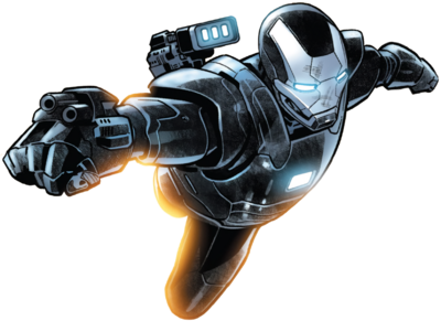 Recent War Machine Armor