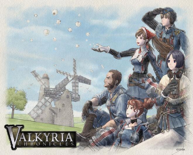 Valkyria-Chronicles