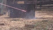 AK vs Block Wall at Long Range