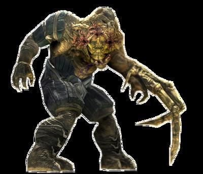 Brute Infected Render