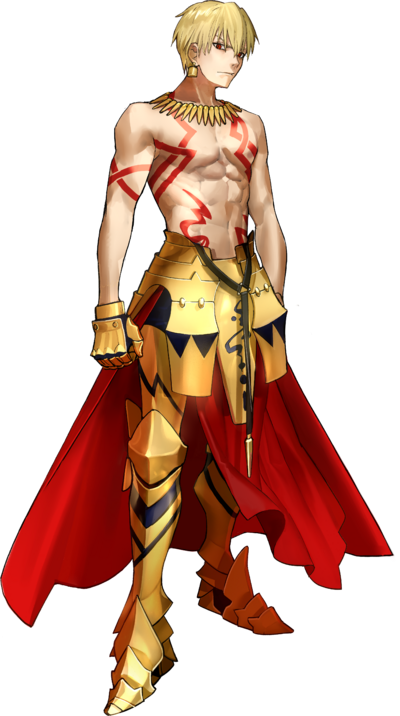 GilgameshFullPowerExtella