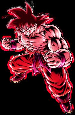 Goku kaioken saiyan saga render db legends by maxiuchiha22 dcvkxa5