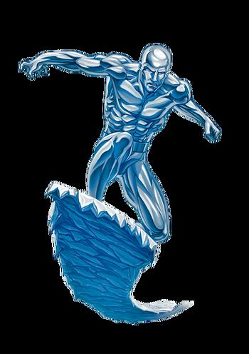 Iceman Comics