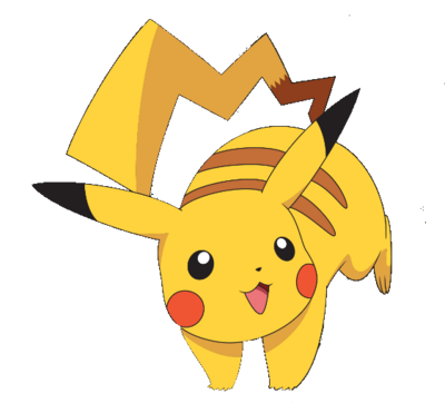 Pikachu render by TRCH