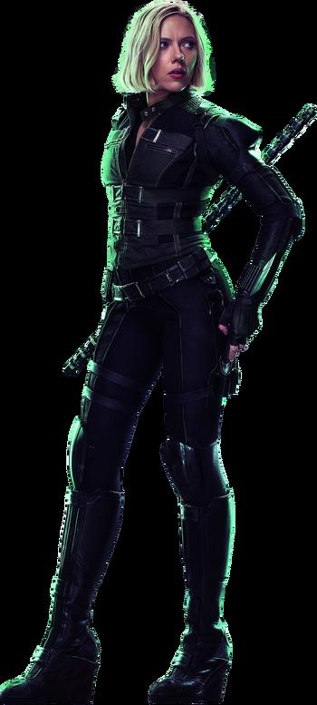 Black widow by hz designs dcmds2r