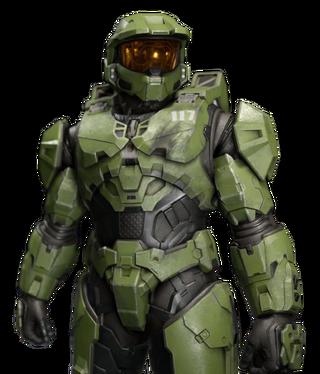 Halo Pre-launch Infinite Chief (Render)