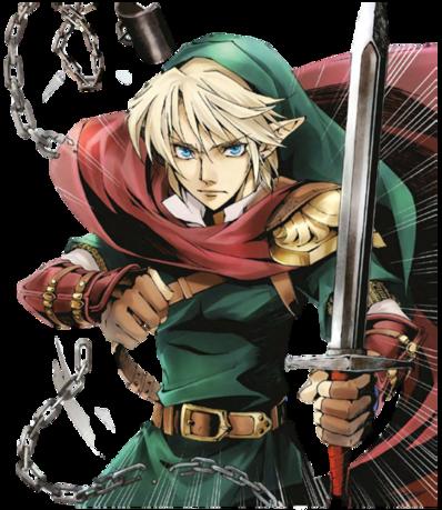 Link Original manga-render