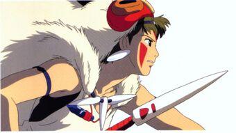 San Princess Mononoke Vs Battles Wiki Fandom