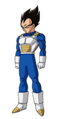 Vegeta base render