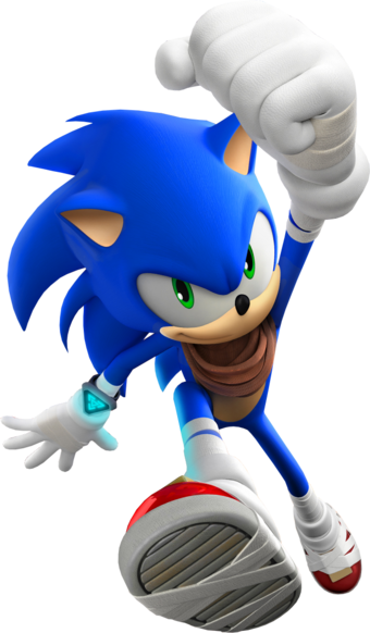 Sonic The Hedgehog Sonic Boom Vs Battles Wiki Fandom