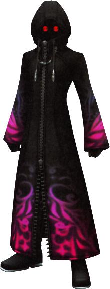 Anti Black Coat KH3D