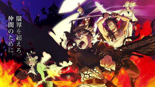 Black Clover Anime Visual 3