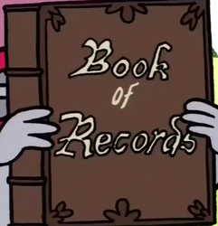 Book of Park Records