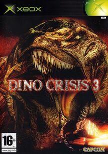 Dino crisis 3 cover