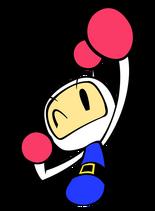 White Bomberman (Super Bomberman R)