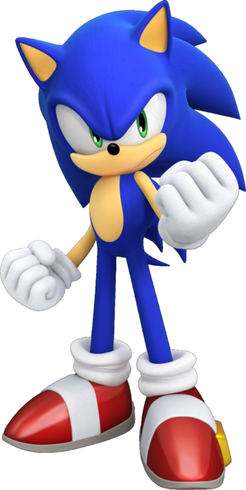 Forces Sonic