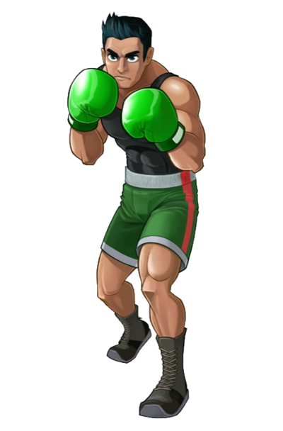Little Mac artwork