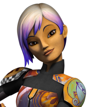 Sabine Wren-Rebels Season 3-Disney XD UK 2