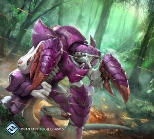 Tyranid Tyrant Guard