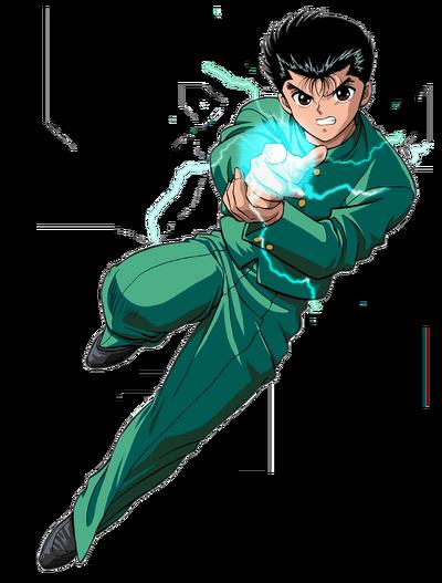 Yusuke urameshi spirit detective by bodskih ddfrjme-pre
