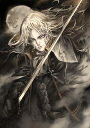 Castlevania symphony of the night alucard by frothmanjyu-davztg7