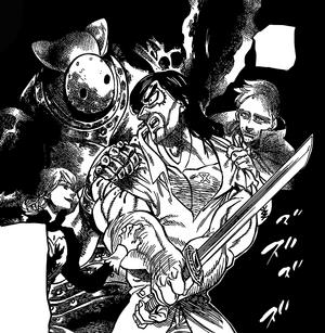 Denzel using Dead Man's Revenge on Fraudrin