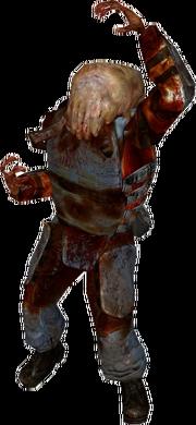 HL Zombie Rend