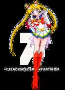 Super sailor moon v2 by isack503-d9xyh7z