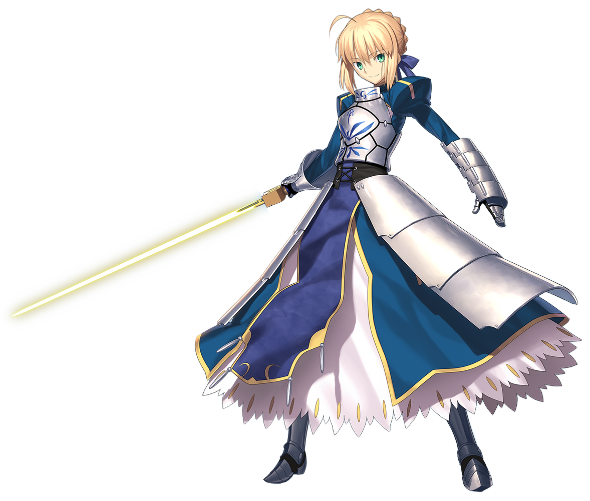Saber (Fate/stay night) | VS Battles Wiki | FANDOM powered by Wikia