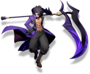 Gordeau the Harvester (BlazBlue Cross Tag Battle, Character Select Artwork)