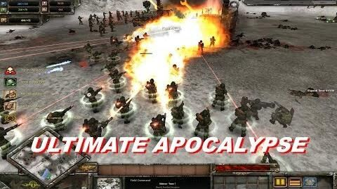Imperial Guard vs Chaos Space Marines vs Orks vs Necrons! - DOW - Soulstorm - Ultimate Apocalypse