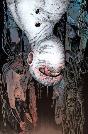 Justice League Dark Vol 2 3 Textless
