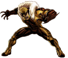 Marvel avengers alliance sabretooth by ratatrampa87-d6tj8tg