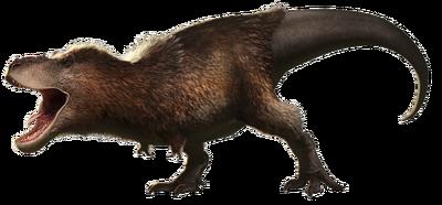 Rj Palmer T.rex