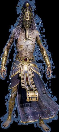 ACO Akhenaten render