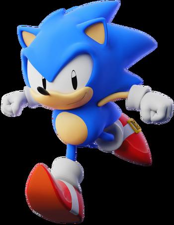 Chubby Sonic