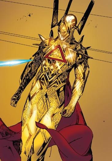 Herald of Galactus Anti Man MC TR