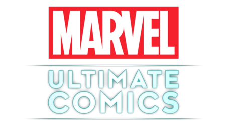 Ultimate Marvel Comics Logo