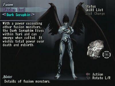 Yuri Dark Seraphim