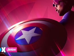 Captain America's Shield (Fortnite)