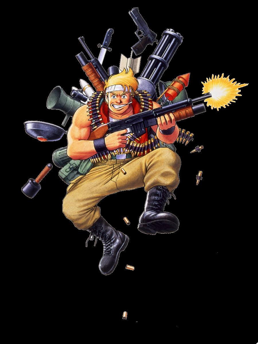 Marco (Metal Slug) | VS Battles Wiki | FANDOM powered by Wikia
