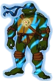 TMNT 2003 Chi Empowered Leo (Render)