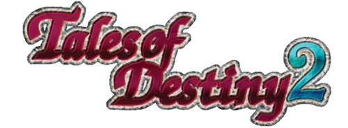 Tales of Destiny 2 logo