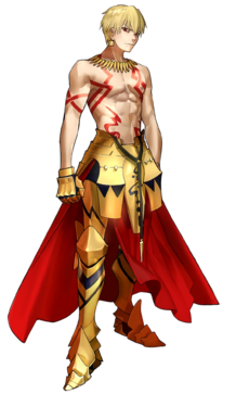 Gilgamesh Full Power Extella