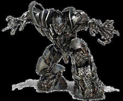 Megatron render