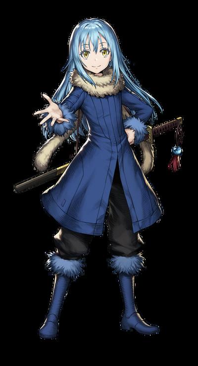 Rimuru Tempest illustration
