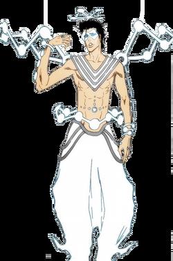 Askin vollstandig hassein shirtless version by ayeta1-d9s9ahe render2