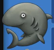 Basking Shark (Tasty Planet)